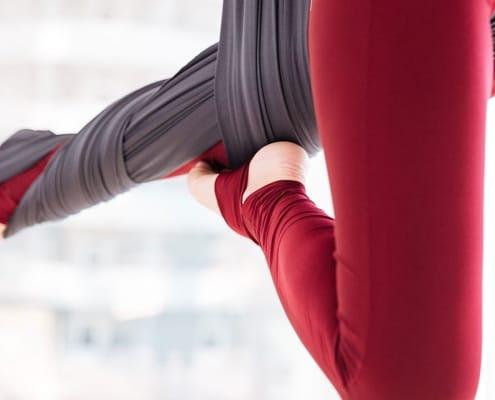 Aerial Yoga Moves Hilversum